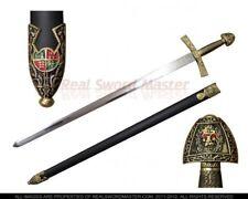 """41"""" Ivanhoe Medieval Short Sword Knight Crusader Sword Brand New"""