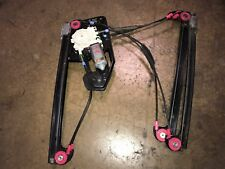 1998 1999 2000 2001 BMW E38 740I 740IL LEFT FRONT WINDOW REGULATOR WITH MOTOR