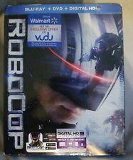 RoboCop [Blu-ray + DVD) with slipcover!