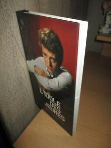Johnny-Long Box-Tirage limité&numéroté-L idole des jeunes- 4cd s + livre-2004-