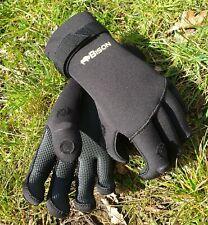 Bison Neoprene Gloves EX Large Folding Fingers Fishing Shooting