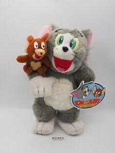 "Tom & Jerry B2403 Movie Amuse Turner Entertainment 1995 Plush 8"" Toy Doll"