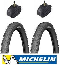 KIT 2 PNEUMATICI MTB BICI BICICLETTA 26 X 2.10 MICHELIN COUNTRY RACE'R 54-559