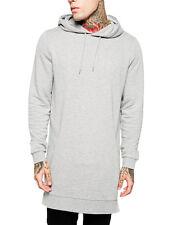 Men's Hoodie Hooded Long Sleeve Sweatshirt Tops Loose Jacket Coat Outwear Hiphop