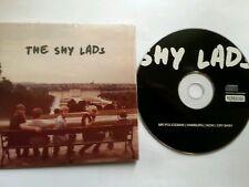 THE SHY LADS s/t MCD +++ Swedish Indie Alternative Garage Rock-Band +++ RARE