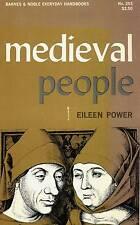 EILEEN POWER MEDIEVAL PEOPLE 1971