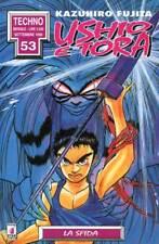 manga STAR COMICS USHIO E TORA numero 21
