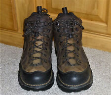 DANNER Radical 452 Men's Gore-Tex GTX Brown Hiking Boots 9.5M in Excellent Cond!