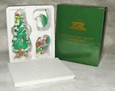 """DEPT 56 """"The Holly and the Ivy"""" #56100 1997 Event Piece Set of 2 MIB"""