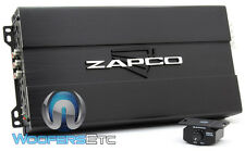 ZAPCO ST-204D BT BLUETOOTH 4-CHANNEL 1,120W RMS COMPONENT SPEAKERS AMPLIFIER NEW