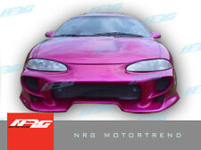 Eclipse 1995 1996 95 96 NV Style  Poly Fiber Front bumper body kit front