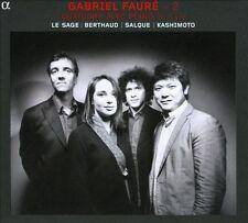 Gabriel Faure: Piano Quartets, New Music