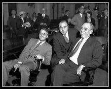 Al Capone #17 Photo 8X10 - 1932 Gangster FBI Chicago Mafia  Buy Any 2 Get 1 FREE