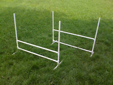 Dog Training Jumps Agility Obedience Flyball Fun! 1,2,3,4,or 5-you choose!