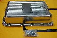 GM 700R4 Aluminum Transmission Pan Trans 4L60E 4L65E Fits Sbc Bbc Chevy 700-R4