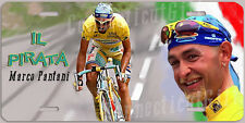 MARCO PANTANI cycling License Plate 6x12 inches