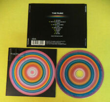 CD THE MUSIC Omonimo Same 2002 Europe HUT RECORDINGS CDHUTX76 no mc (CS36)