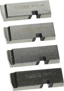 """Ridgid Mono 1 Inch NPT LH 500 500A Mono Style Die Set, 1"""" NPT, LH Left Hand"""