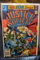 All Star Comics #67 DC Comics 1977 Justice Society of America Power Girl JSA