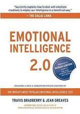 Emotional Intelligence 2.0 by Travis Bradberry, Jean Greaves (Hardback, 2009)