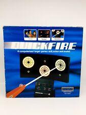 Quickfire Electroplay 1979 Lightgun Retro Game Boxed