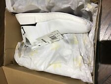Brand New Adidas NMD_R1 Boost Triple White BD7741 Size 9