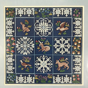 CLUNY PICTURE, Counted Needlepoint Kit, Susan Treglown, Medieval Tapestry