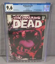 THE WALKING DEAD #35 (Recalled Printing Error Variant) CGC 9.6 NM+ Image Comics