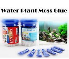 Water Plant Glue Moss Cyanoacrylate Adhesive Special Formula Aquarium Super Glue