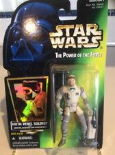 Star Wars Figure, Hoth Rebel Soldier w/Halo