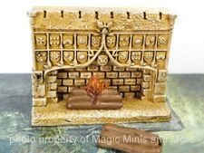 Maze of Death ~ FIREPLACE hearth Pathfinder Battles dungeon dressing miniature