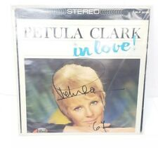 SIGNED PETULA CLARK LP FROM 1967!