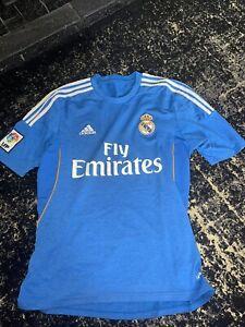 Real Madrid Football Rare Training Shirt