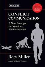 CONFLICT COMMUNICATION - MILLER, RORY - NEW PAPERBACK