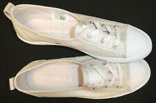 Converse !! Damen Textil- Sneaker Gr. 38 (39) / rosa mit gold / All*Star