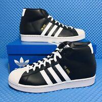 Adidas Originals Pro Model (Men's Size 8) Athletic High Top Casual Sneaker Shoe