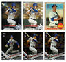 6x CODY BELLINGER  RC LOT ▪ 2017 Bowman Topps Chrome Update Heritage  Rookie