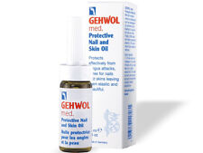 Gehwol med Protective Nail and Skin Oil 15ml - Restores Brittle & Fragile Nails