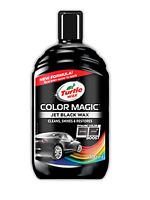 TURTLE WAX COLOR COLOUR MAGIC POLISH SCRATCHES JET BLACK 500ml 500 ml NEW