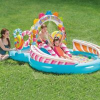 Intex 57149NP Playcenter Bad Spielzentrum Candy Zone 295x191x130 cm