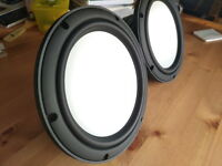 pair davidlouis audio  HIEND 8 inch magnesium alloy cone woofer 8ohm max 300W
