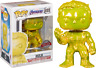 Funko Pop Vinyl Marvel Avengers  Endgame Hulk Yellow Chrome