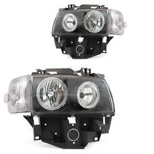 Set faros VW T4 GP 96-03 Borrar / Negro Ojos de ángel luz-de H7+ H7 1004486