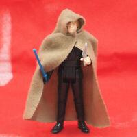Vintage Star Wars Luke Skywalker Jedi Action Figure w/ Weapons
