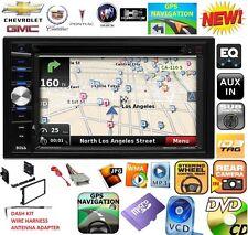 GMC SIERRA TRUCK SAVANA VAN Dvd USB Bluetooth Radio Stereo GPS NAVIGATION SYSTEM