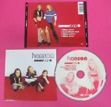CD singolo HANSON MMMBOP 1997 MERCURY 574 501-2 no mc lp vhs dvd (S7)