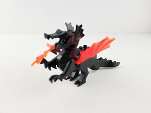 Lego®  Drache schwarz Dragon 6129c04 black aus 6007 4818 6097 6047 6099