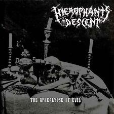 HIEROPHANT'S DESCENT - The Apocalypse Of Evil EP  5x4 OFFER!  Read Description