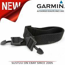 Correa elástica de reemplazo de Garmin | para monitor de ritmo cardíaco estándar | Negro