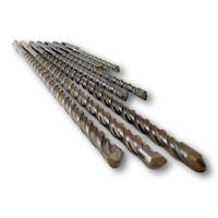 SDS Plus TCT Hammer Drill Bit 10 x 460 mm Cross Tête béton armature brique maçonnerie
